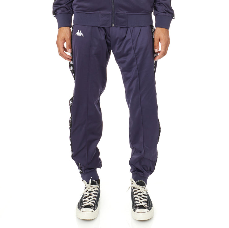 222 Banda Rastoriazz Trackpants - Navy Black