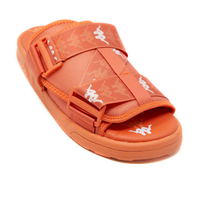 222 Banda Mitel 1 Sandals - Orange White