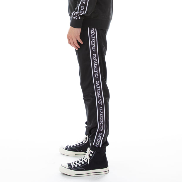 Logo Tape Alic Trackpants - Black