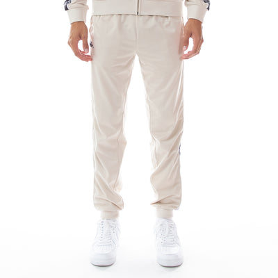 Logo Tape Alic Trackpants - Grey Oyster