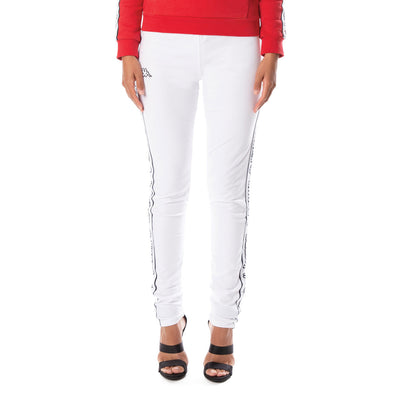 Logo Tape Arivo Leggings - White