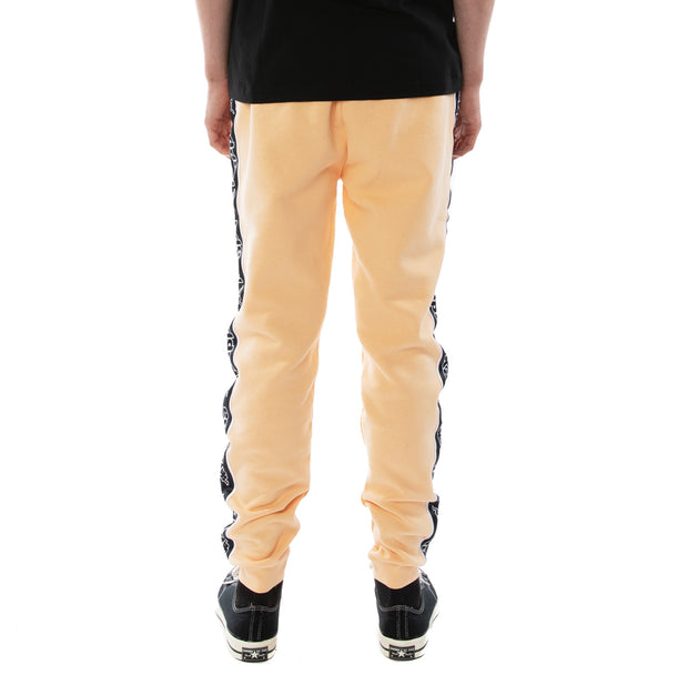 Logo Tape Anira Sweatpants - Flesh Black White