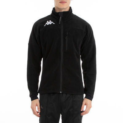 6Cento 687 Fleece Jacket - Black