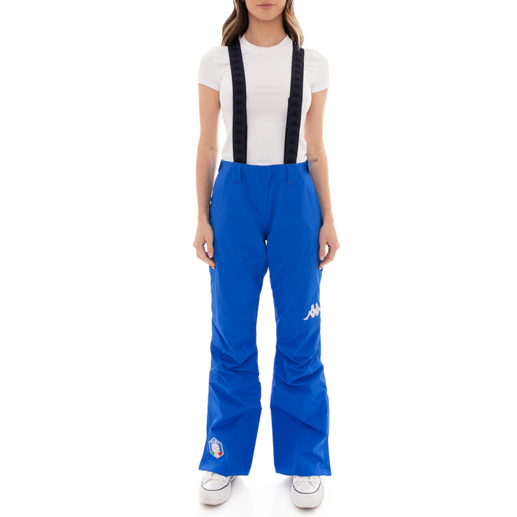 6Cento 665 FIsi Ski Pants - Blue