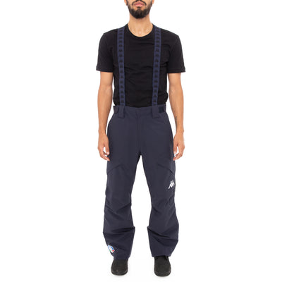 6Cento 662 Fz Fisi Ski Pants - Blue Night