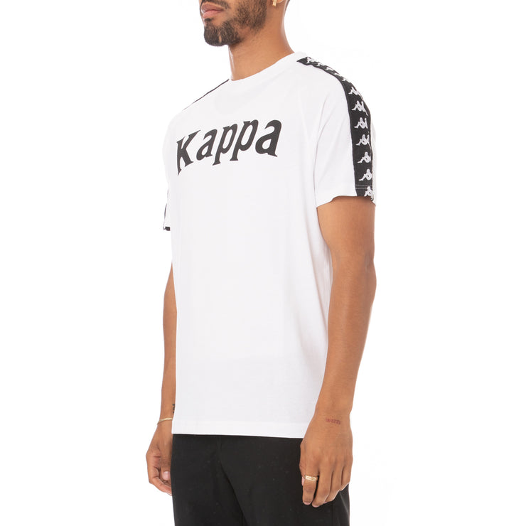 222 Banda Balima T-Shirt - White Black