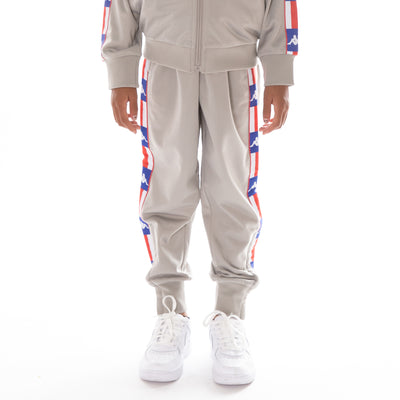 Kids Authentic LA Bergar Trackpants