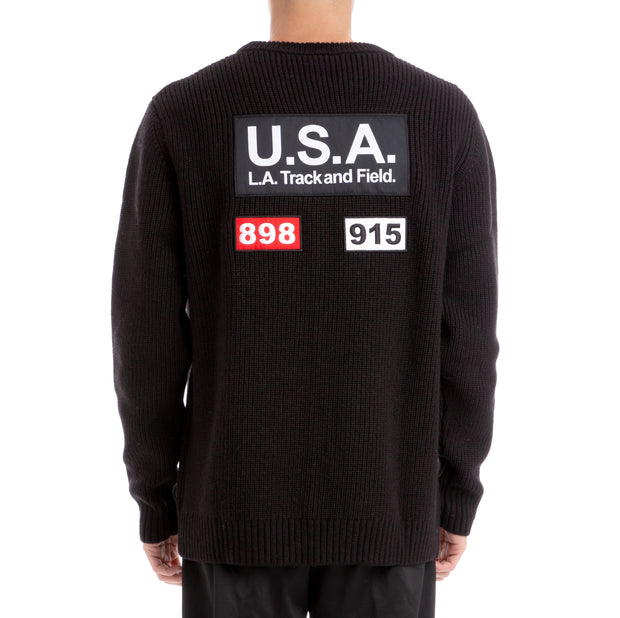 Authentic LA Besarty Sweater - Black