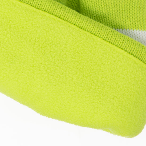 6Cento Flock P Fisi Hat - Green Lime