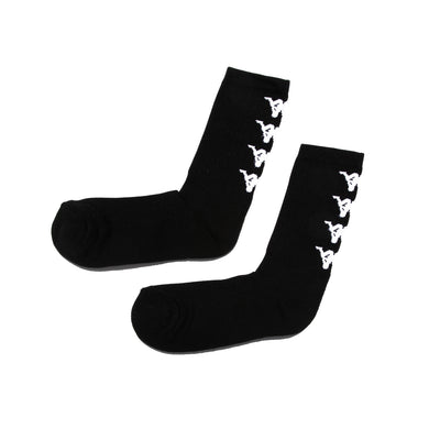 Authentic Bocks Socks - Black White