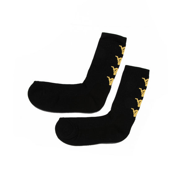 Authentic Bocks Socks - Black Gold