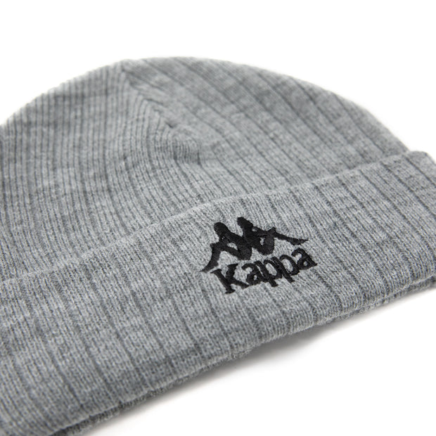 Authentic Bzahora 2 Beanie - Grey Md Mel Black