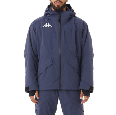 6Cento 611p Ski Jacket - Blue Night