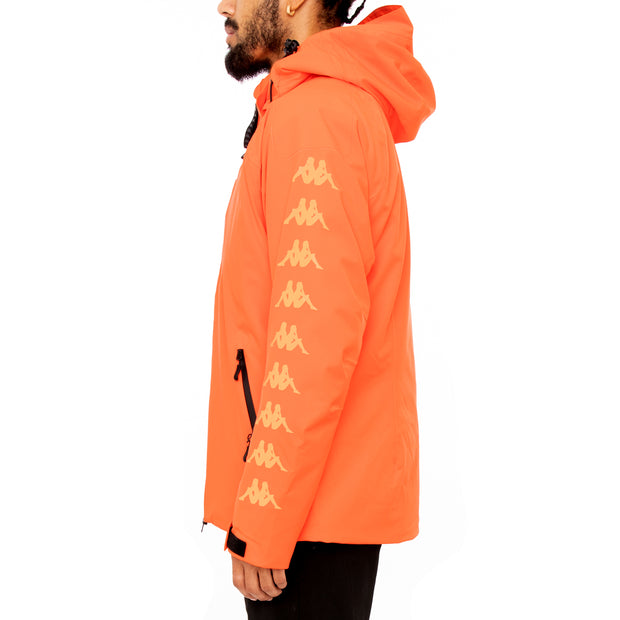 6Cento 650xb Ski Jacket - Orange
