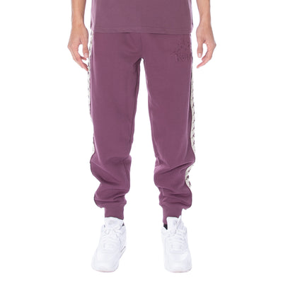 222 Banda Buntu Sweatpants - Wine Egg