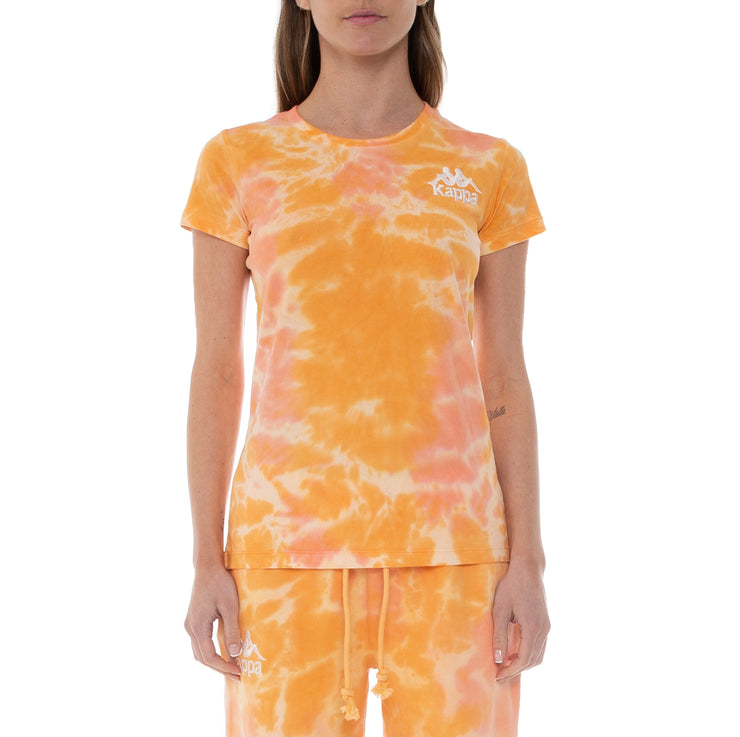 Kappa Authentic Ciavan Tie Dye T-Shirt