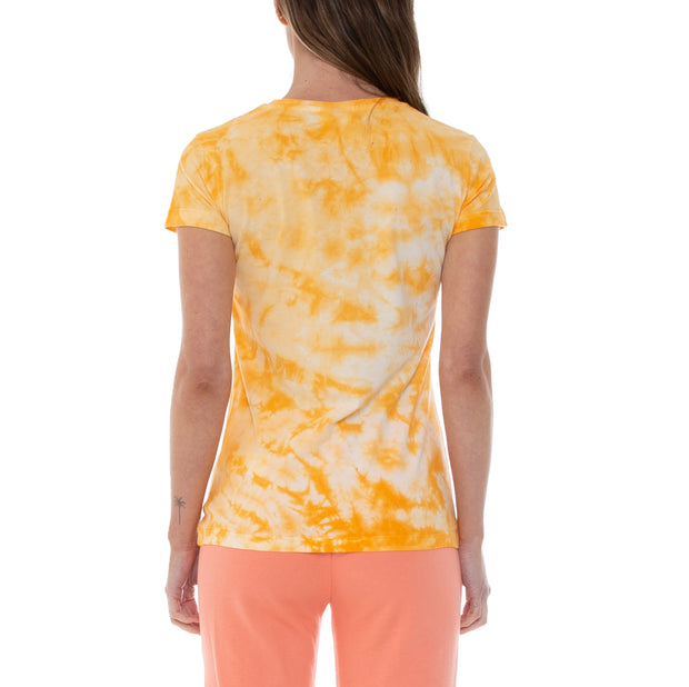 Authentic Caspra Tie Dye T-Shirt