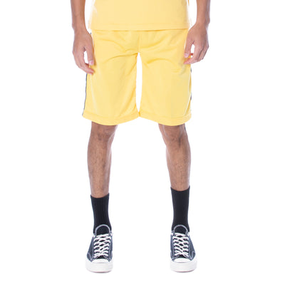 222 Banda Marvz Shorts - Yellow