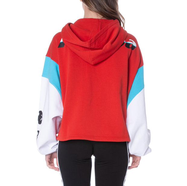 Authentic Rally Corys Crop Hoodie