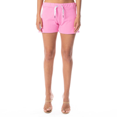 Authentic Sand Cartan Shorts - Pink Aqua White