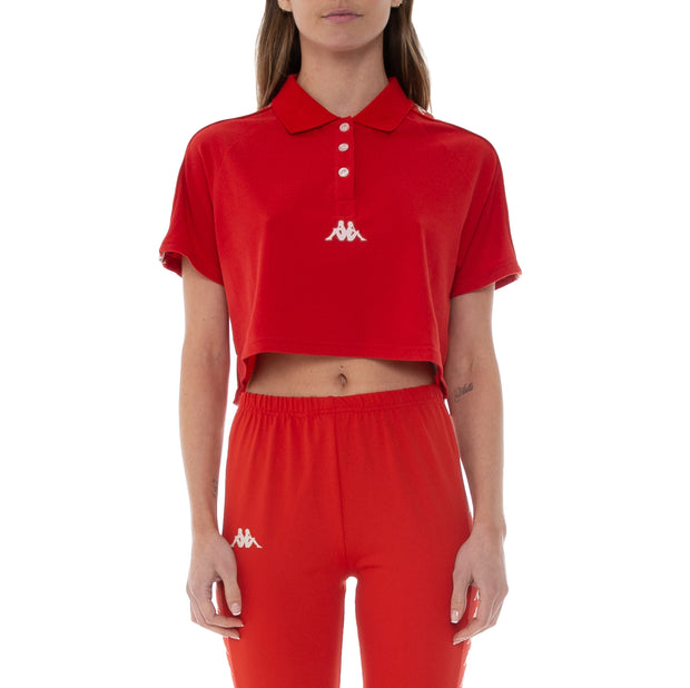 222 Banda Cralva Cropped Polo