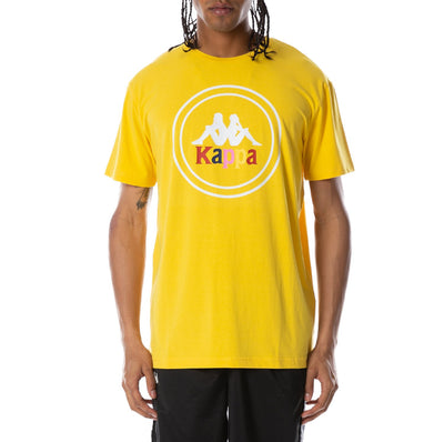 Authentic Sand Clohe T-Shirt - Yellow
