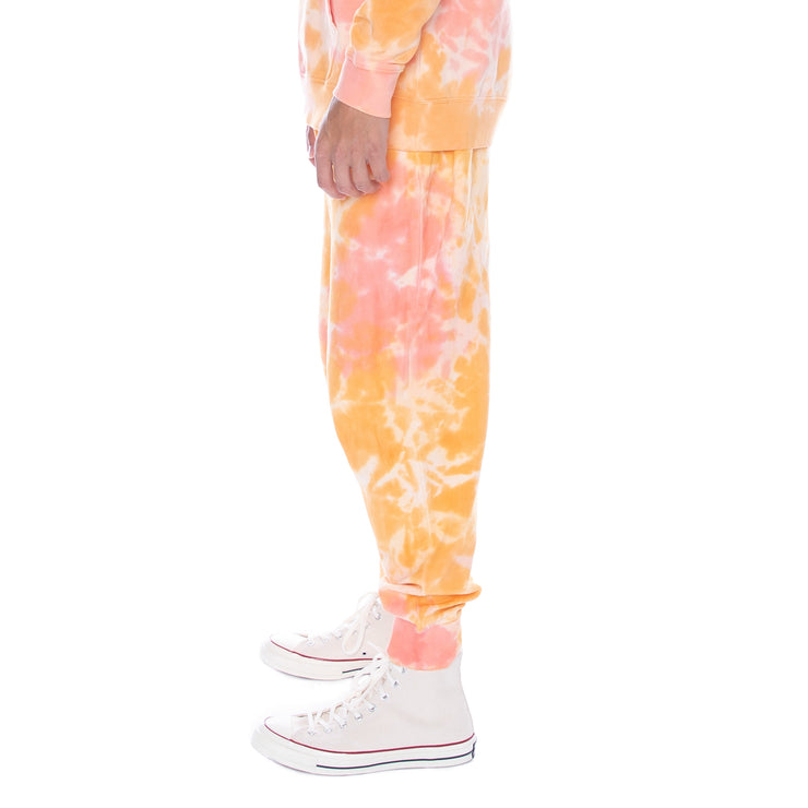 Kappa Authentic Culbio Tie Dye Sweatpants