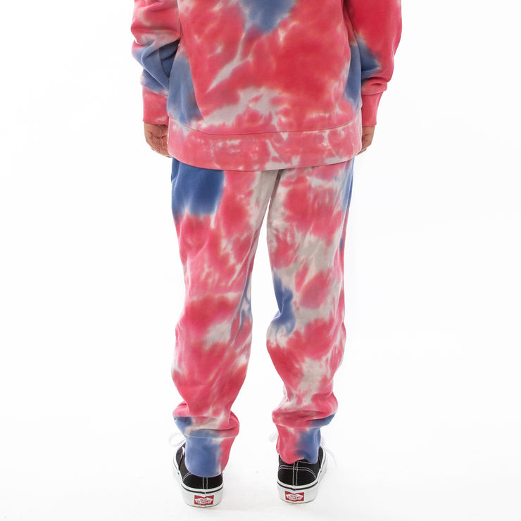 Kids Authentic Culbio Tie Dye Sweatpants