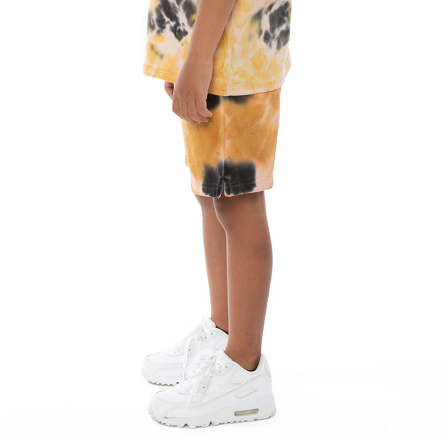Kids Authentic Cyntu Tie Dye Shorts