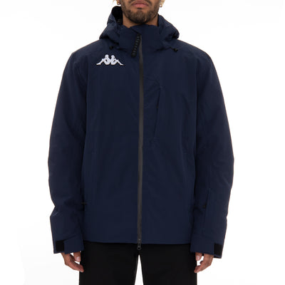6Cento 606 Ski Jacket - Blue Black