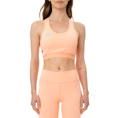 Kombat Blessy Active Bra Top - Orange
