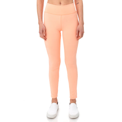 Kombat Bivy Active Leggings - Orange