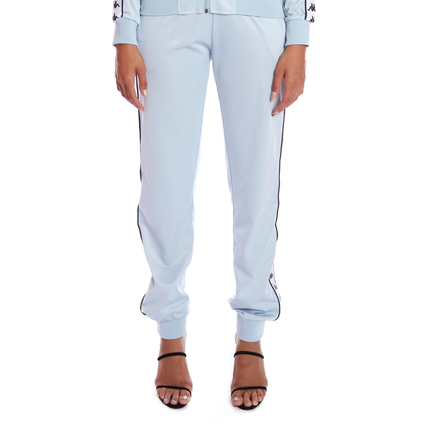 KAPPA 222 Banda Wrastoria Trackpants Blue 1