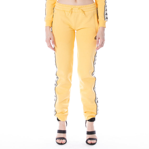222 Banda Barnu Sweatpants Yellow Banana White Egg Black