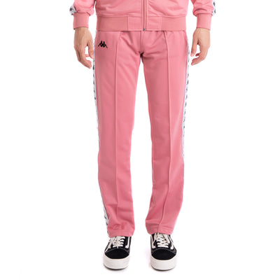 222 Banda Astoriazz Pink Grey Silver Black Trackpants