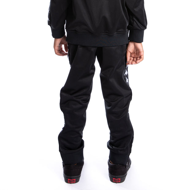 Kids 222 Banda Rastoriazz Trackpants - Black