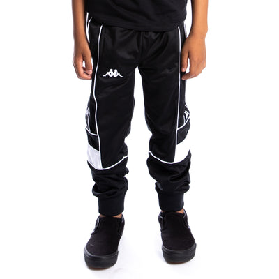 Kids 222 Banda Memzz Trackpants - Black Black