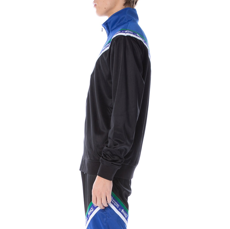 Awake NY x Kappa Eldred Track Jacket Blue Royal Black