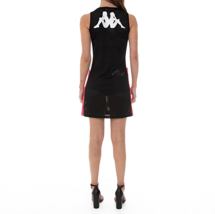 Authentic Rally Calyp Mesh Dress