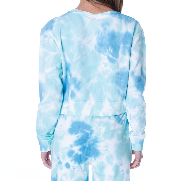 Kappa Authentic Catros Tie Dye Sweatshirt