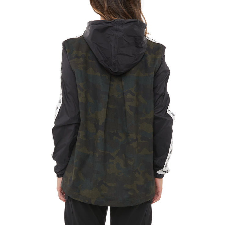 222 Banda Dawyn Refletive Jacket - Black
