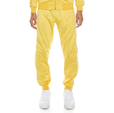 222 Banda Deky Trackpants - Yellow Vanilla