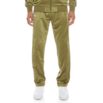 222 Banda Dugrot Trackpants - Green Olive
