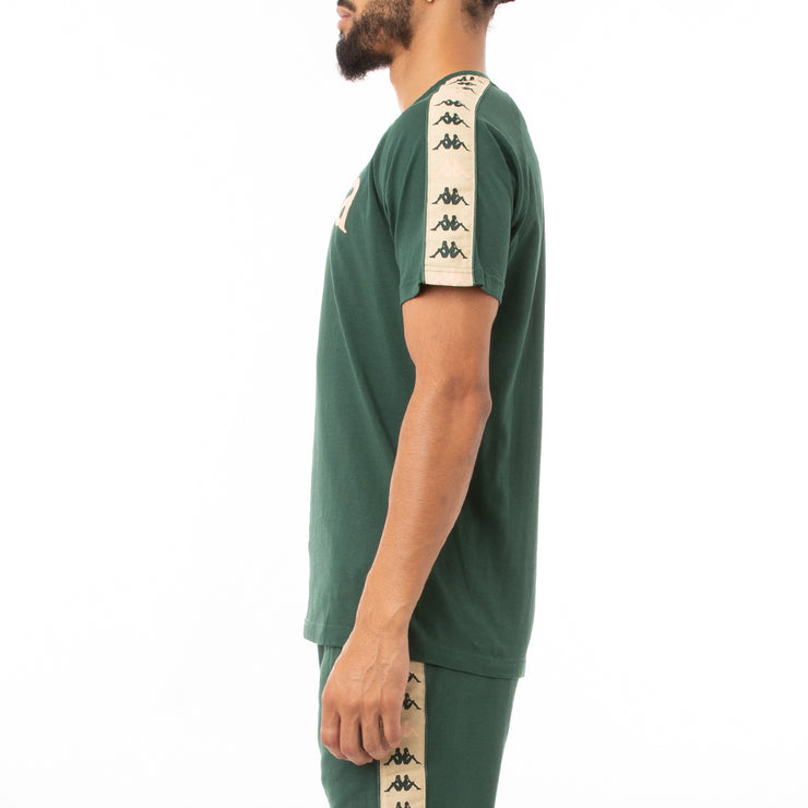 222 Banda Deto T-Shirt - Green