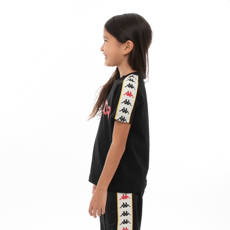 Kids 222 Banda Deto T-Shirt - Black