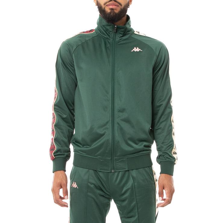 Dullo Track Jacket - Green