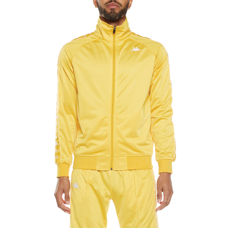 222 Banda Dullo Track Jacket - Yellow Vanilla