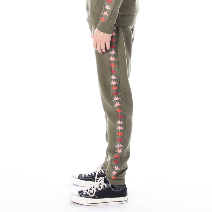 222 Banda Dertly Sweatpants - Green Pink