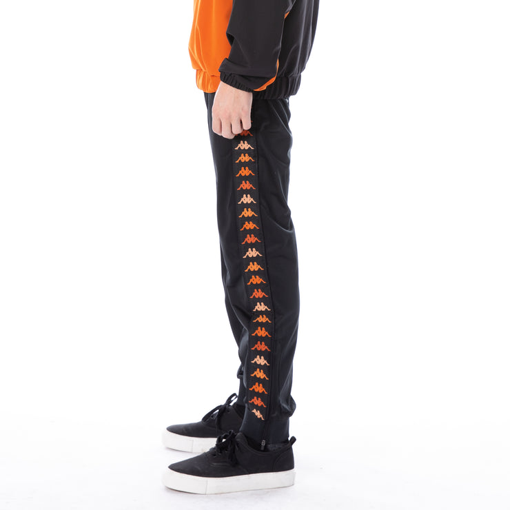 222 Banda Deky Trackpants - Black Apricot
