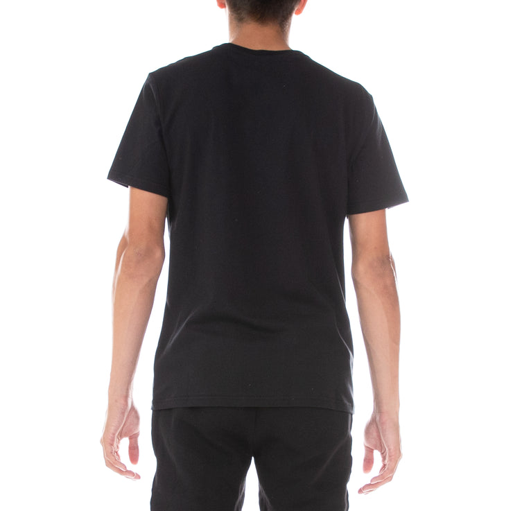 Authentic Dris Reflective T-Shirt - Black Grey Reflective